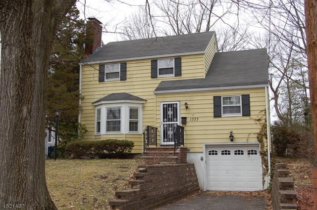 1333 Murray Ave, Plainfield City, NJ 07060 (MLS #3525095) :: SR Real Estate Group
