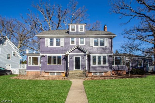 49 Sommer Ave, Maplewood Twp., NJ 07040 (MLS #3525313) :: The Sue Adler Team