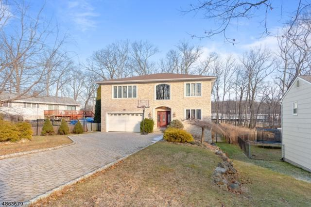 4 Ute Pl, Rockaway Twp., NJ 07866 (MLS #3525716) :: The Dekanski Home Selling Team