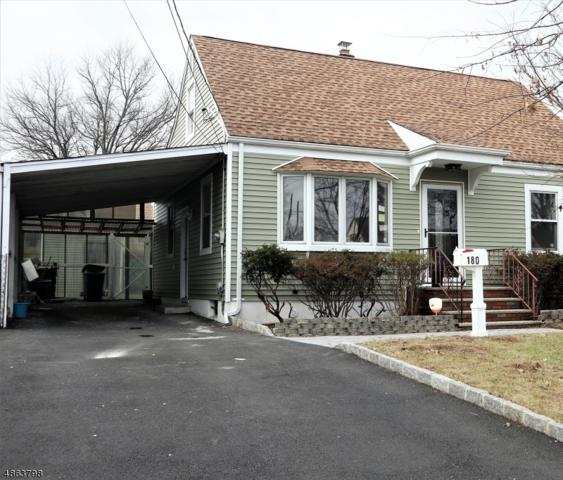 180 Tehama St, Rahway City, NJ 07065 (#3525791) :: Daunno Realty Services, LLC