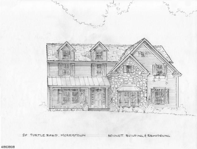 20 Turtle Rd, Morris Twp., NJ 07960 (MLS #3525886) :: Coldwell Banker Residential Brokerage