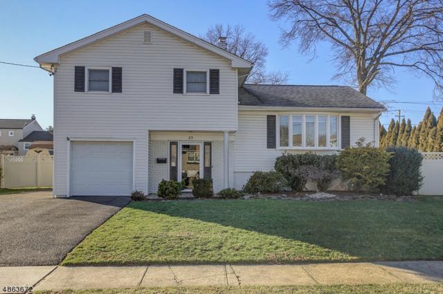 23 Suburban Rd, Clark Twp., NJ 07066 (#3525903) :: Daunno Realty Services, LLC