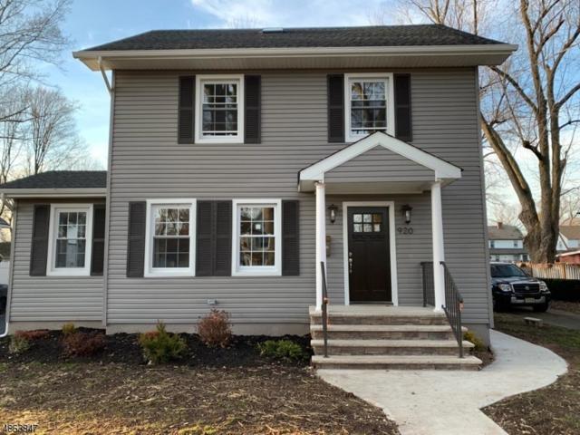 918 Sherman Ave., Plainfield City, NJ 07063 (MLS #3525963) :: SR Real Estate Group