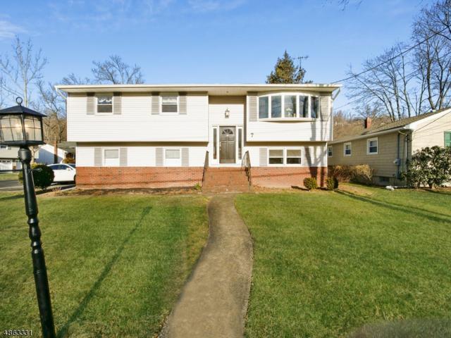 7 Canterbury Dr, Scotch Plains Twp., NJ 07076 (#3525970) :: Daunno Realty Services, LLC