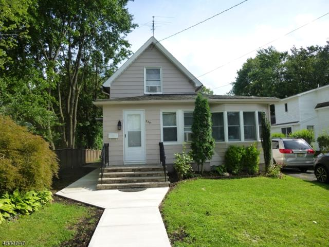 339 Morris Street, Long Hill Twp., NJ 07980 (MLS #3526398) :: William Raveis Baer & McIntosh