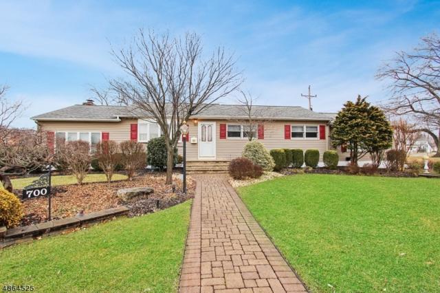 700 Lane Ave, South Plainfield Boro, NJ 07080 (MLS #3526466) :: The Douglas Tucker Real Estate Team LLC