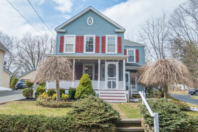 126 Lake Ave, Boonton Town, NJ 07005 (MLS #3527108) :: RE/MAX First Choice Realtors