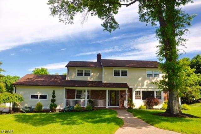 1 Barchester Way, Westfield Town, NJ 07090 (MLS #3527110) :: SR Real Estate Group