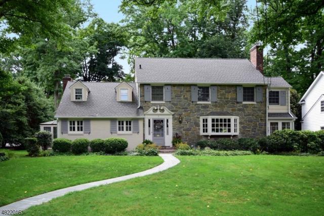 117 Mountainview Dr, Mountainside Boro, NJ 07092 (MLS #3527291) :: The Dekanski Home Selling Team