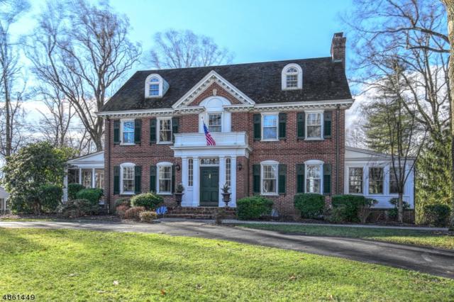 28 Spring Brook Rd, Morris Twp., NJ 07960 (MLS #3527569) :: Coldwell Banker Residential Brokerage
