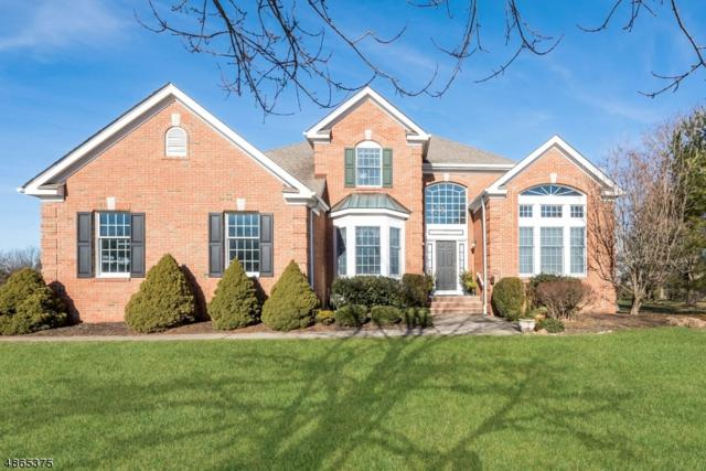34 Derby Chase Ct, Montgomery Twp., NJ 08502 (MLS #3527908) :: SR Real Estate Group