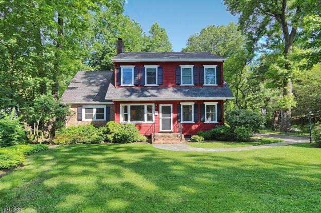 875 Hillside Ave, Mountainside Boro, NJ 07092 (MLS #3528035) :: The Dekanski Home Selling Team