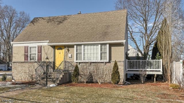 42 Oak Ave, Pequannock Twp., NJ 07440 (MLS #3528306) :: William Raveis Baer & McIntosh