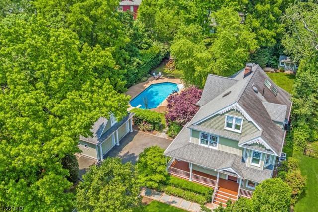 15 Marion Ave, Millburn Twp., NJ 07078 (MLS #3528739) :: Zebaida Group at Keller Williams Realty