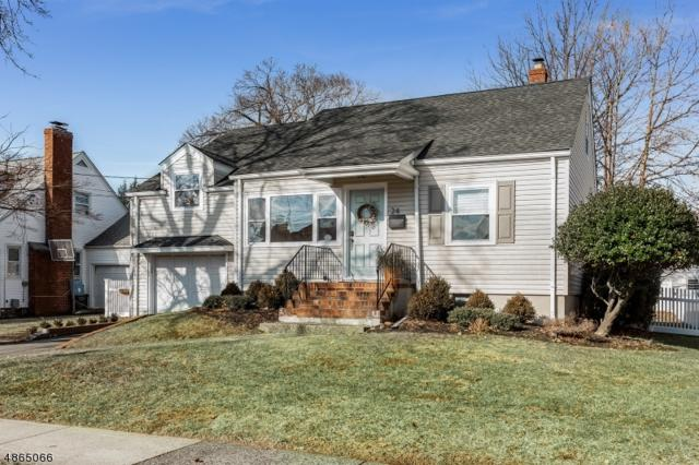 24 Clover Ln, Bloomfield Twp., NJ 07003 (MLS #3529140) :: William Raveis Baer & McIntosh