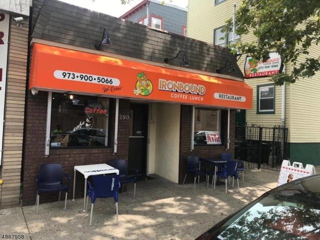 190 Van Buren, Newark City, NJ 07105 (MLS #3529444) :: RE/MAX First Choice Realtors