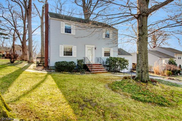 12 Baldwin Ter, Livingston Twp., NJ 07039 (MLS #3529520) :: William Raveis Baer & McIntosh