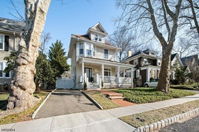 532 Coleman Pl, Westfield Town, NJ 07090 (MLS #3529578) :: SR Real Estate Group