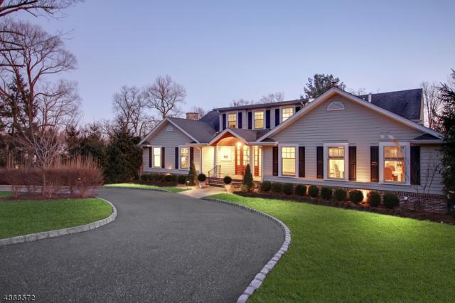 100 Stewart Road, Millburn Twp., NJ 07078 (MLS #3529673) :: SR Real Estate Group