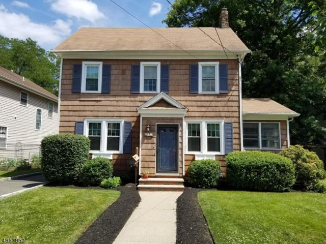 214 Belvidere Ave, Fanwood Boro, NJ 07023 (MLS #3529763) :: The Dekanski Home Selling Team