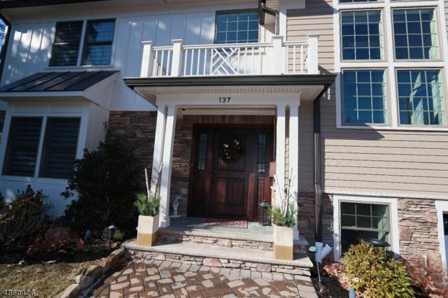 137 Silver Spring Rd, Millburn Twp., NJ 07078 (MLS #3529885) :: Zebaida Group at Keller Williams Realty