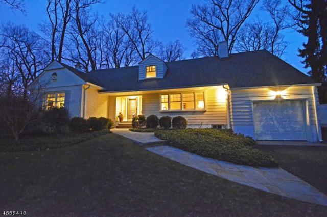 27 Mountain Ave, New Providence Boro, NJ 07901 (MLS #3530084) :: SR Real Estate Group