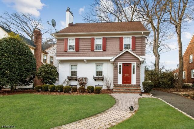 3 Tuxedo Pl, Cranford Twp., NJ 07016 (MLS #3530234) :: The Dekanski Home Selling Team