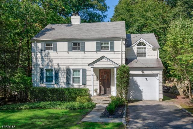 29 Great Hills Ter, Millburn Twp., NJ 07078 (MLS #3530346) :: SR Real Estate Group