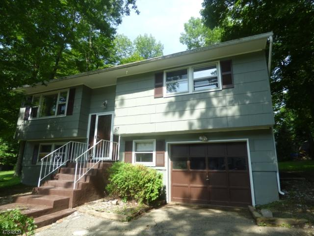 67 Cedar Tree Dr, Vernon Twp., NJ 07422 (MLS #3530410) :: Coldwell Banker Residential Brokerage