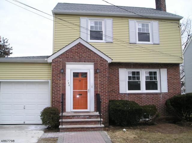198 Fairway Ave, Belleville Twp., NJ 07109 (MLS #3530464) :: William Raveis Baer & McIntosh