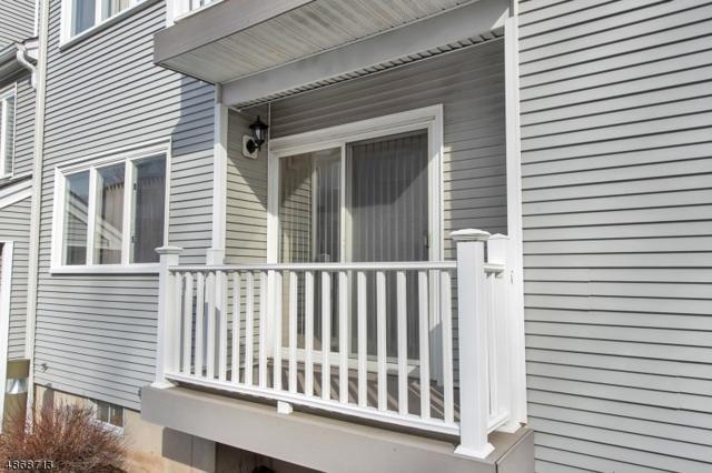 108 Passaic Ave B-13 #13, Nutley Twp., NJ 07110 (MLS #3530490) :: Coldwell Banker Residential Brokerage