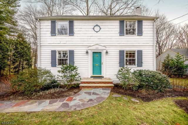 143 Passaic Ave, Summit City, NJ 07901 (MLS #3530560) :: Coldwell Banker Residential Brokerage