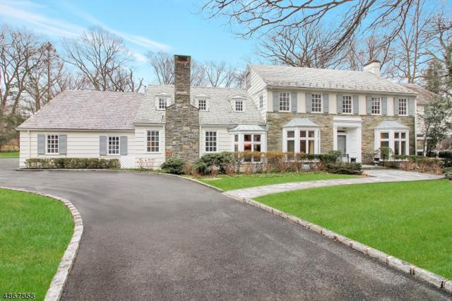 4 Hardwell Road, Millburn Twp., NJ 07078 (MLS #3530585) :: SR Real Estate Group