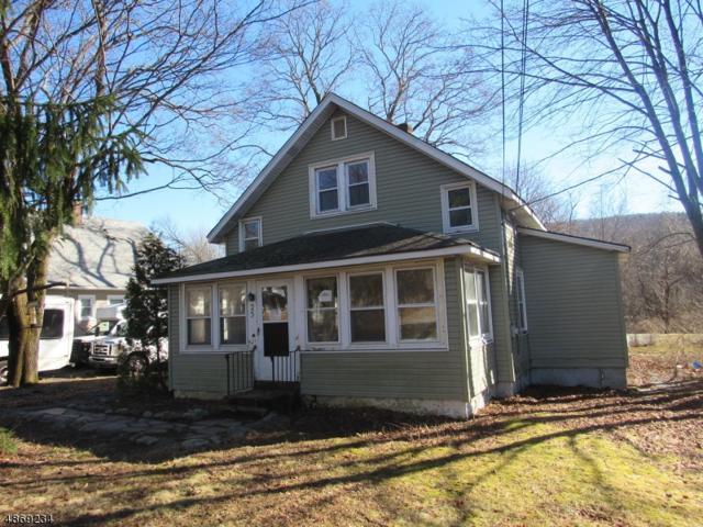 25 Oak Ridge Rd, West Milford Twp., NJ 07435 (MLS #3530637) :: William Raveis Baer & McIntosh