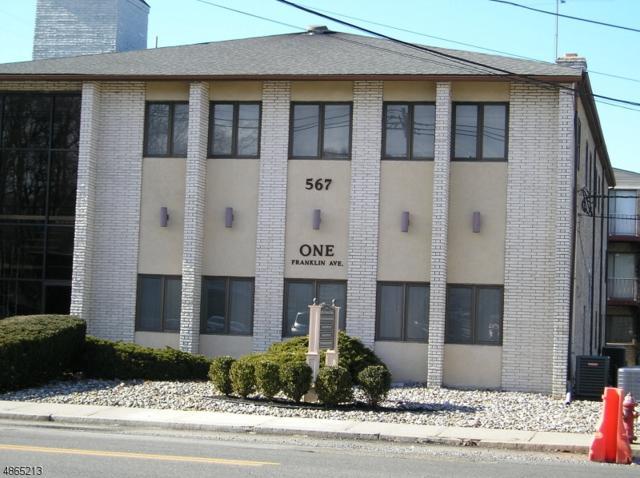567 Franklin Ave, Belleville Twp., NJ 07109 (MLS #3530865) :: William Raveis Baer & McIntosh