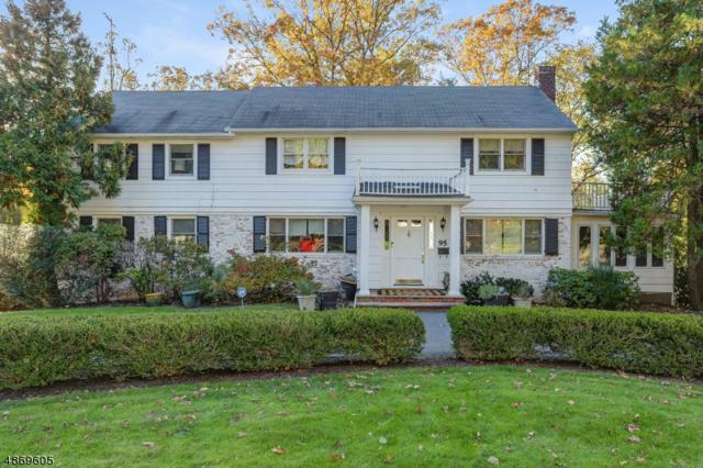 95 Fairfield Dr, Millburn Twp., NJ 07078 (MLS #3531035) :: SR Real Estate Group