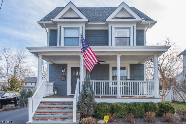 30 N Hillside Ave, Chatham Boro, NJ 07928 (MLS #3531312) :: Zebaida Group at Keller Williams Realty