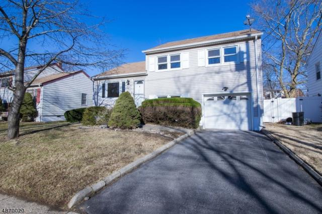 2384 Hulick Pl, Rahway City, NJ 07065 (MLS #3531359) :: The Dekanski Home Selling Team
