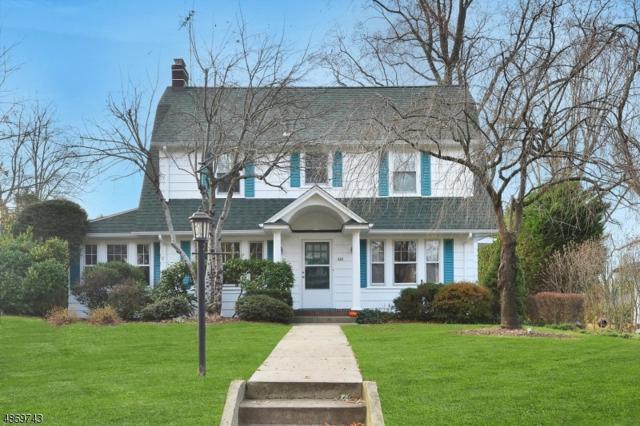 440 Fairway Rd, Ridgewood Village, NJ 07450 (MLS #3531435) :: William Raveis Baer & McIntosh