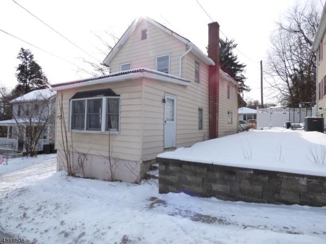 74 Trinity St, Newton Town, NJ 07860 (MLS #3531526) :: William Raveis Baer & McIntosh