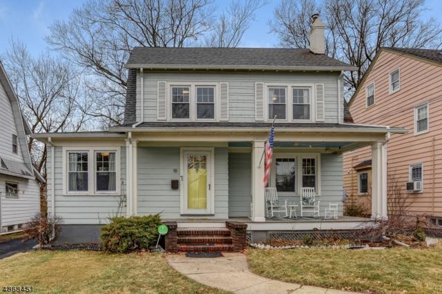 19 Colgate Rd, Maplewood Twp., NJ 07040 (MLS #3531605) :: Coldwell Banker Residential Brokerage