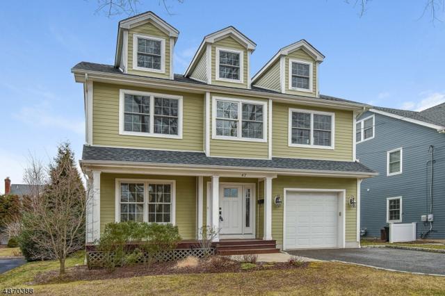 47 Lathrop Ave, Madison Boro, NJ 07940 (MLS #3531635) :: Zebaida Group at Keller Williams Realty
