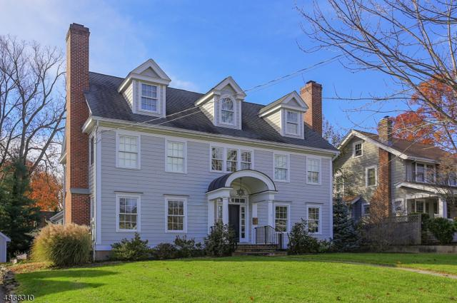 633 Coleman Pl, Westfield Town, NJ 07090 (MLS #3531639) :: SR Real Estate Group