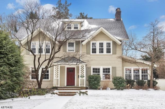 96 Bellevue Ave, Montclair Twp., NJ 07043 (MLS #3531678) :: Coldwell Banker Residential Brokerage