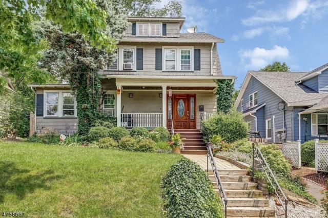 17 Orange Heights Avenue, West Orange Twp., NJ 07052 (MLS #3531792) :: William Raveis Baer & McIntosh