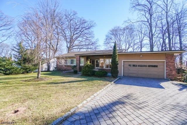 12 Mountain Way, West Orange Twp., NJ 07052 (MLS #3531865) :: Coldwell Banker Residential Brokerage