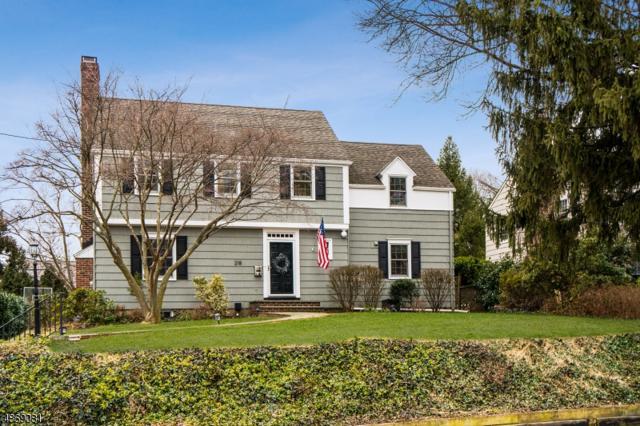 218 Wells St, Westfield Town, NJ 07090 (MLS #3531887) :: SR Real Estate Group