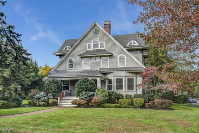 10 Erwin Park, Montclair Twp., NJ 07042 (MLS #3531909) :: Coldwell Banker Residential Brokerage