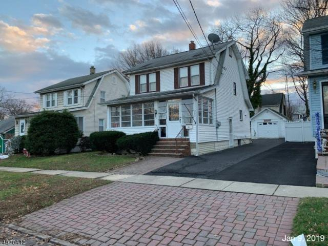 268 W Lincoln Ave, Rahway City, NJ 07065 (MLS #3531979) :: The Dekanski Home Selling Team