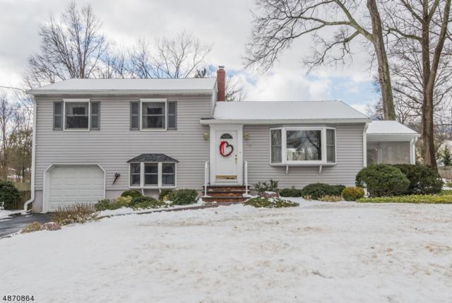 12 Crescent Dr, Hanover Twp., NJ 07981 (MLS #3532072) :: SR Real Estate Group